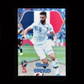 2018 AMPIR FIFA World Cup Soccer #FRA09 Olivier GIROUD (Team France)