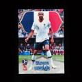 2018 AMPIR FIFA World Cup Soccer #FRA15 Steven NZONZI (Team France)