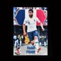 2018 AMPIR FIFA World Cup Soccer #FRA17 Nabil FEKIR (Team France)