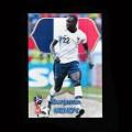 2018 AMPIR FIFA World Cup Soccer #FRA21 Benjamin MENDY (Team France)