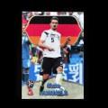 2018 AMPIR FIFA World Cup Soccer #GER05 Mats HUMMELS (Team Germany)