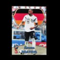 2018 AMPIR FIFA World Cup Soccer #GER17 Jerome BOATENG (Team Germany)