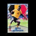 2018 AMPIR FIFA World Cup Soccer #BEL21 Michy BATSHUAYI (Team Belgium)