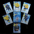 2019 AMPIR IIHF World Championship Team SWEDEN (26 cards)