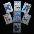 2019 AMPIR IIHF World Championship Team USA (25 cards)