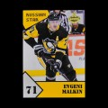 2019/20 AMPIR Russian Star #12-2 Evgeni Malkin (Pittsburgh Penguins)