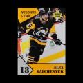 2019/20 AMPIR Russian Star #13-2 Alex Galchenyuk (Pittsburgh Penguins)