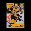 2019/20 AMPIR Russian Star #13-3 Alex Galchenyuk (Pittsburgh Penguins)