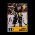 2019/20 AMPIR Hockey #TB-2 Teddy Blueger (Pittsburgh Penguins)