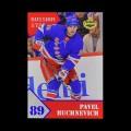 2019/20 AMPIR Russian Star #19-2 Pavel Buchnevich (New York Rangers)