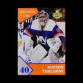 2019/20 AMPIR Russian Star #22-3 Semyon Varlamov (New York Islanders)
