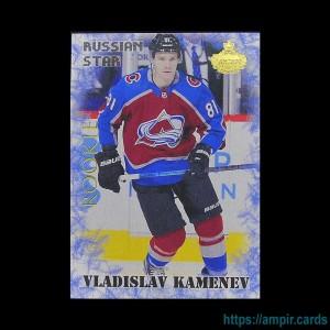 2019/20 AMPIR Russian Star #RC14-2 Vladislav Kamenev (Colorado Avalanche) RC