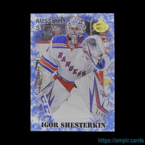 2019/20 AMPIR Hockey #RC10-2 Igor Shesterkin (New York Rangers) RC