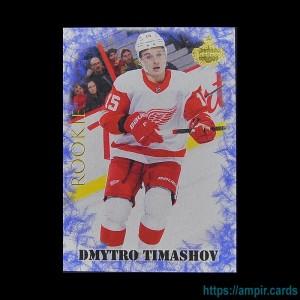 2019/20 AMPIR Hockey #RCDT-3 Dmytro Timashov (Detroit Red Wings) RC