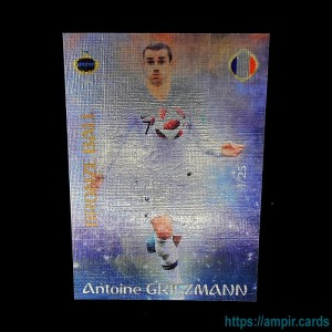 2018 AMPIR FIFA World Cup Soccer #BBL Antoine GRIEZMANN (Team France) #/25