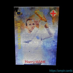 2018 AMPIR FIFA World Cup Soccer #GBT Harry KANE (Team England) #/25