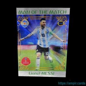 2018 AMPIR FIFA World Cup Soccer #MM38 Lionel MESSI (Team Argentina) #/25