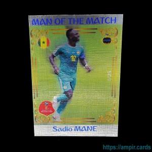 2018 AMPIR FIFA World Cup Soccer #MM48 Sadio MANE (Team Senegal) #/25