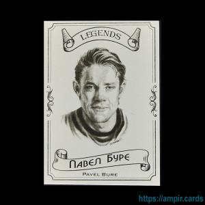 2020 AMPIR Hockey Legends (Serie #2) #14 Pavel Bure