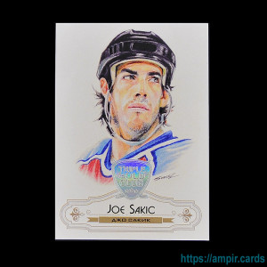 2020 AMPIR Triple Gold Club #05 Joe Sakic
