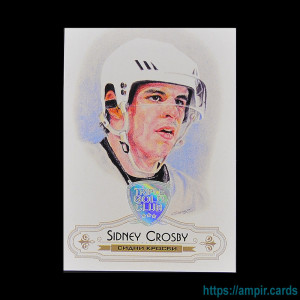 2020 AMPIR Triple Gold Club #06 Sidney Crosby