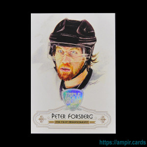 2020 AMPIR Triple Gold Club #07 Peter Forsberg