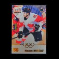 2018 AMPIR Olympic Games Hockey CAN14 Maxim Noreau (Team Canada)