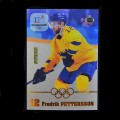 2018 AMPIR Olympic Games Hockey SWE12 Fredrik Pettersson (Team Sweden)