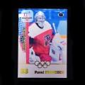 2018 AMPIR Olympic Games Hockey CZE01 Pavel Francouz (Team Czech Republic)