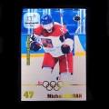 2018 AMPIR Olympic Games Hockey CZE07 Michal Jordan (Team Czech Republic)
