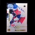 2018 AMPIR Olympic Games Hockey CZE16 Michal Birner (Team Czech Republic)