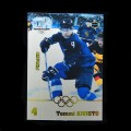 2018 AMPIR Olympic Games Hockey FIN04 Tommi Kivisto (Team Finland)