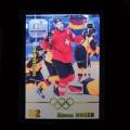 2018 AMPIR Olympic Games Hockey SUI21 Simon Moser (Team Switzerland)