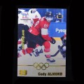 2018 AMPIR Olympic Games Hockey SUI22 Cody Almond (Team Switzerland)