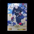 2018 AMPIR Olympic Games Hockey USA23 Troy Terry (Team USA)