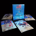 2018 AMPIR Olympic Games Hockey Team USA (23 cards)