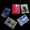 2018 AMPIR FIFA World Cup Soccer Team FRANCE (25 cards)